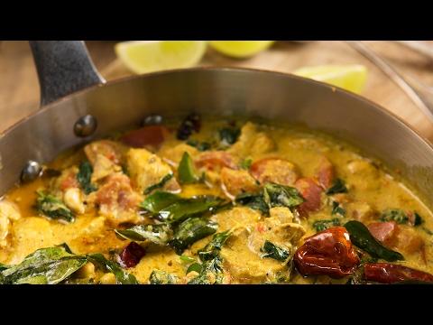 Chicken Curry Recipe with Gary Mehigan