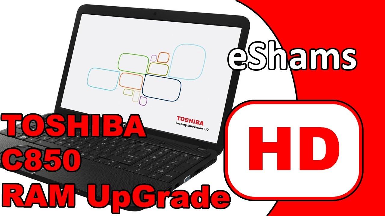 For Toshiba Satellite C850-138 CPU Fan