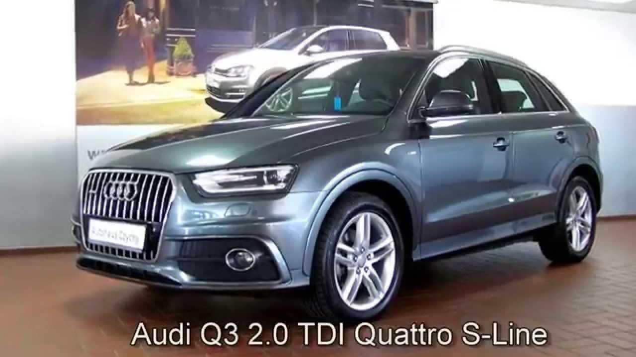 Audi Q 3 2 0 Tdi Quattro S Line Dr110767 Daytonagrau