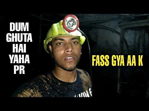 Fass gya aa k coal mine 800ft underground | Chhattisgarh Ep 03 😱😱