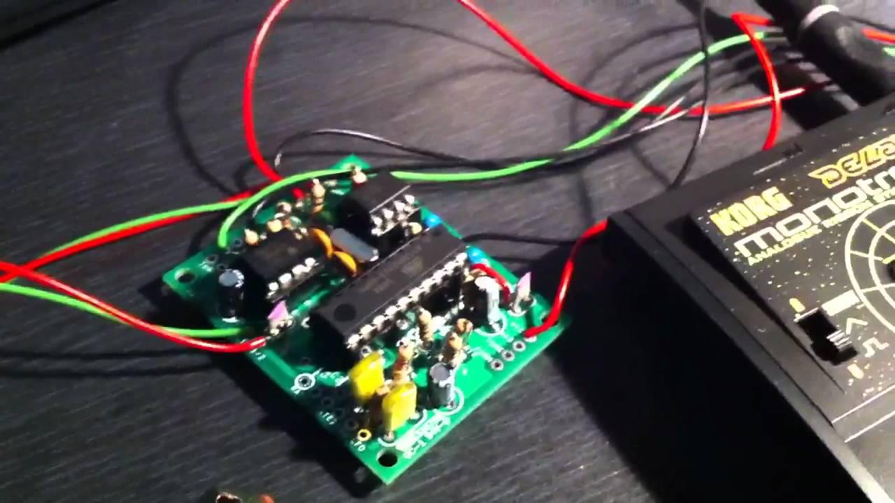 Theremin MIDI Controller - YouTube