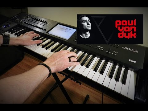 Paul van Dyk - For an Angel - Live Remix 2016 on Korg Kronos - Piotr Zylbert - Poland (HD)