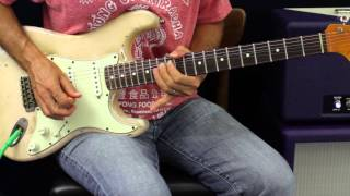 Pink Floyd - Mother - Guitar Solo Lesson - Tutorial - How To Play