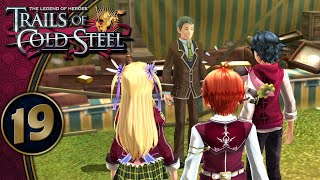 Trails Of Cold Steel | Market Investigation | Part 19 (PS4, Let's Play, Replay)