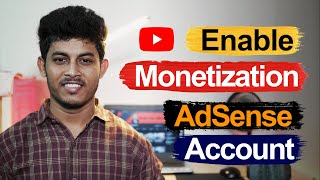 Monetization Enable করুন | Apply YouTube Monetization Create Adsense account 2019