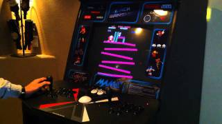 Black Banshee's Mame (multiple Arcade Machine Emulator) Arcade Console