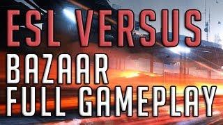 ESL Battlefield 3 Versus Matchup! Full gameplay!