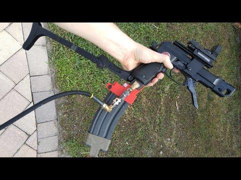 "CRAZY AIRSOFT CQB GUN! M93R ""Excella"" Build Showcase and Upgrade Guide"