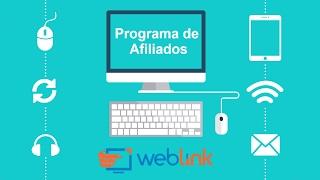 Melhor Programa de Afiliados do Brasil - Weblink