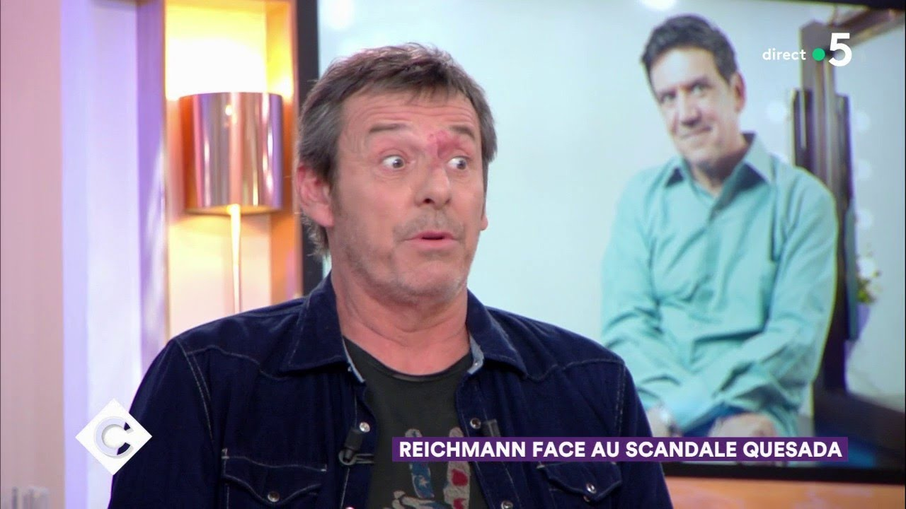 Download Scandale Quesada : Jean-Luc Reichmann s'exprime ! - C à Vous - 15/04/2019