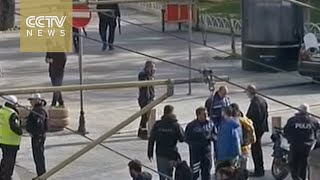 Suspected suicide bomber responsible for Istanbul blast identified