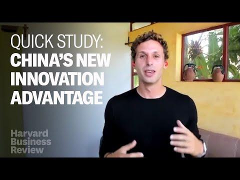 China's New Innovation Advantage