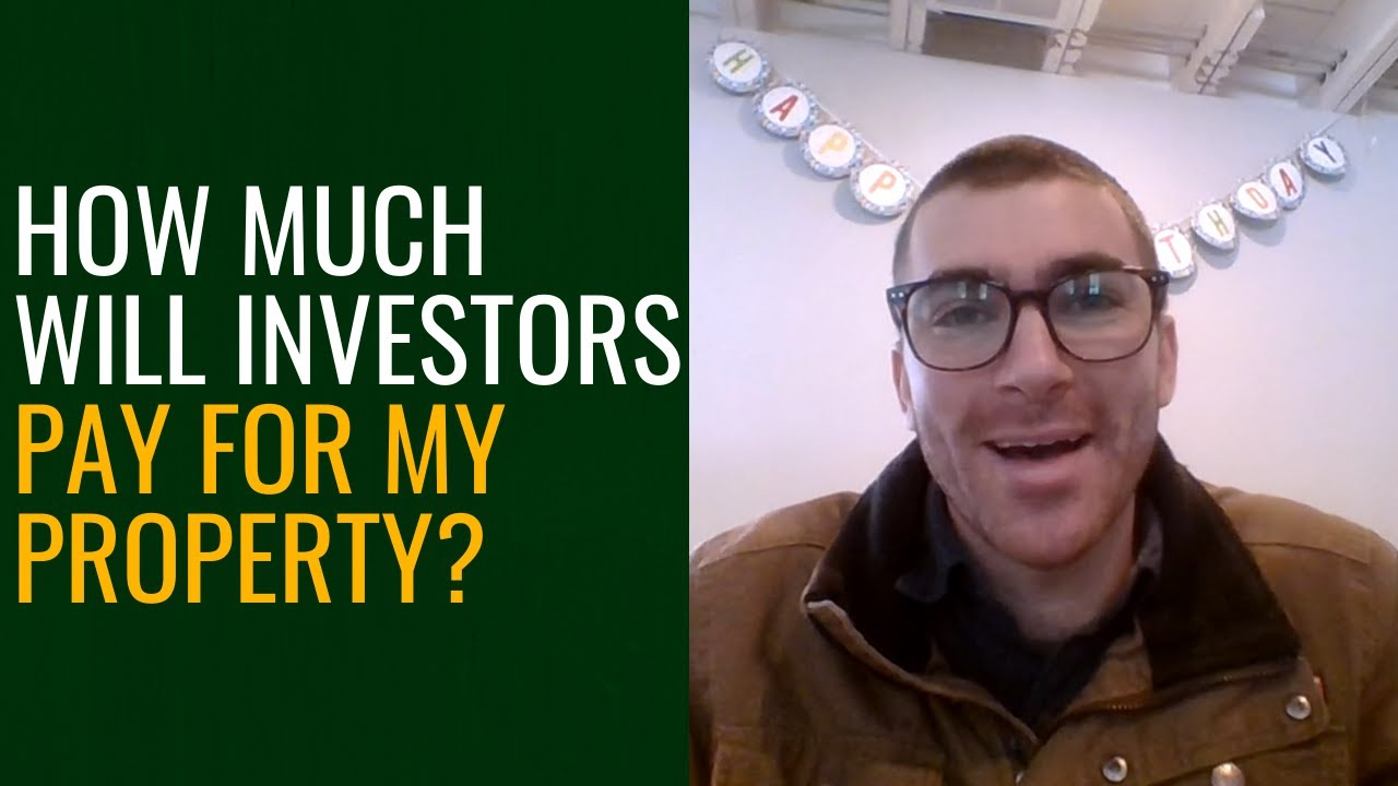 How much is my house worth in Michigan to an investor?