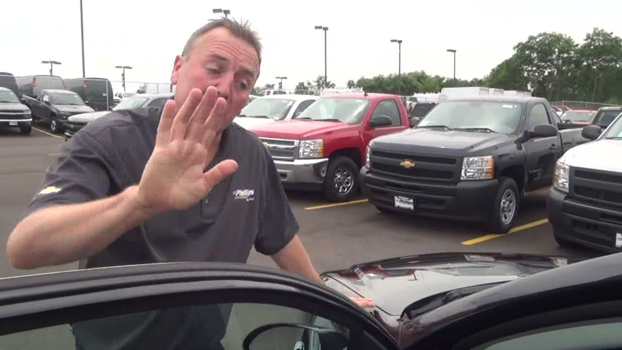 Impala 2012 chevrolet impala lt : 2012 Chevy Impala LTZ walkaround - Phillips Chevrolet - YouTube