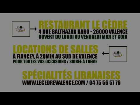 2017 12 31 Reveillon 2018   Restaurant le Cèdre
