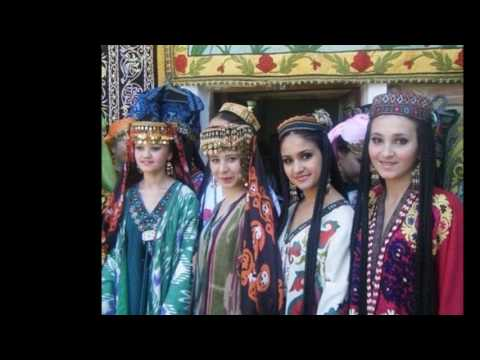 All Of Afghanistan's Female Clothing Based Of Ethnicity