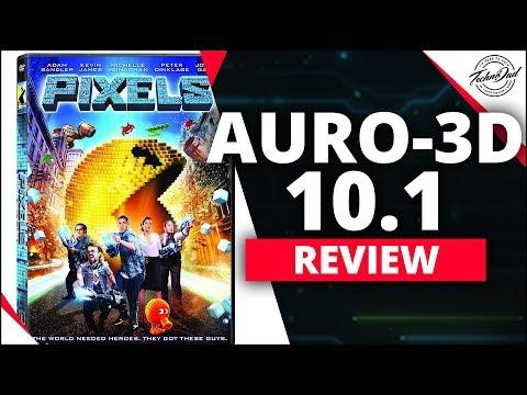 Auro-3D 10.1 Review featuring Denon, Parasound, and SVS | Pixels
