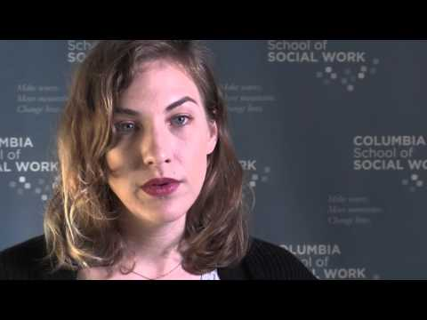 What is it like to study online at the Columbia School of Social Work?