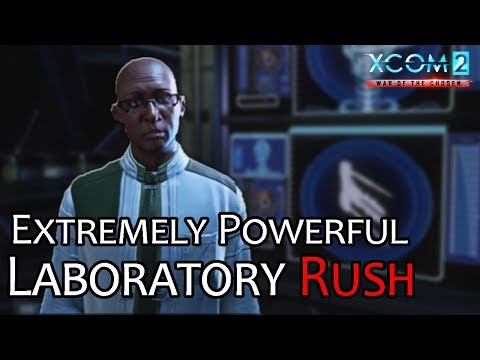 Laboratory - Super Powerful Early Game...
