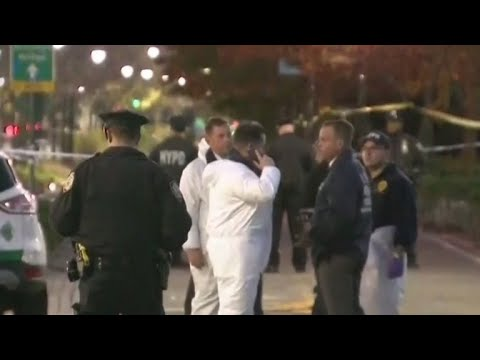 "NYC terror suspect used ""tactic"" of vehicle ramming"