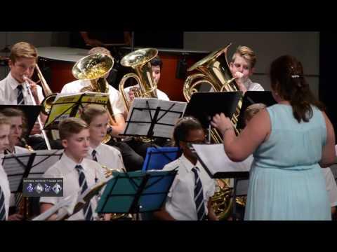 Hellenic Academy -  Woodwind & Brass Band -  Prelude and Firestorm
