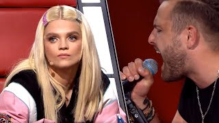 TOP 10 BEST BLIND AUDITIONS IN THE VOICE OF POLAND X