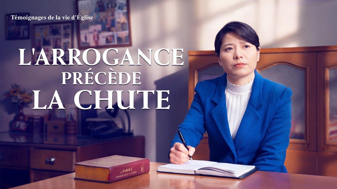 Témoignage chrétien en français 2020 « L'arrogance précède la chute »