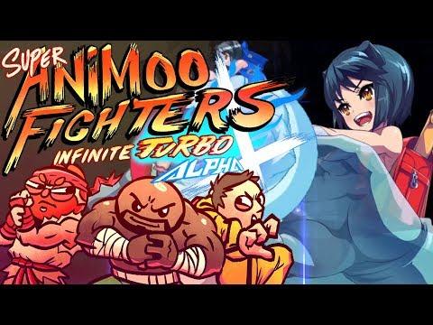 Super Animoo Fighters  - Arcana Heart 3 Love Max Six Stars