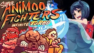 Super Animoo Fighters  - Arcana Heart 3 Love Max Six Stars
