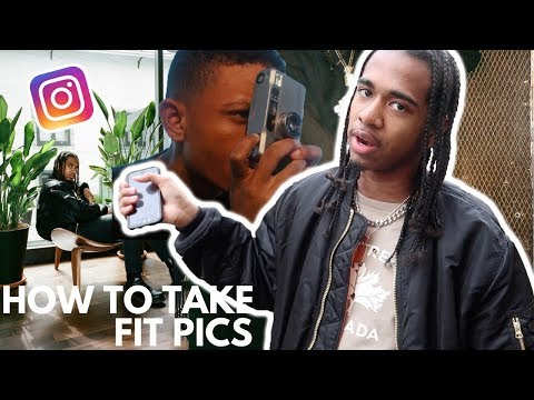How to take fit pics | Outfit pictures for instagram