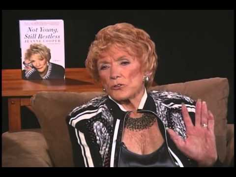 Jeanne Cooper - Not Young, Still Restless - Part 1