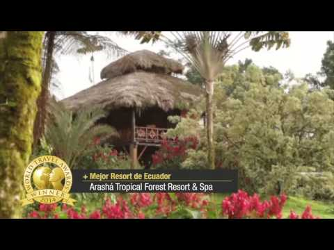 World Travel Awards Ecuador 2014   DOCUMENTAL HD