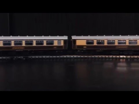 4472 (60103) Flying Scotsman Test with 21 Car Pullman Rake 2016 - N GAUGE