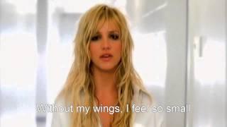 [HD] Britney Spears - Everytime MV [Lyrics On Screen]