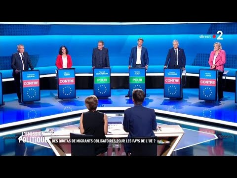 euronews (en français): Elections européennes : dernière ligne droite en France