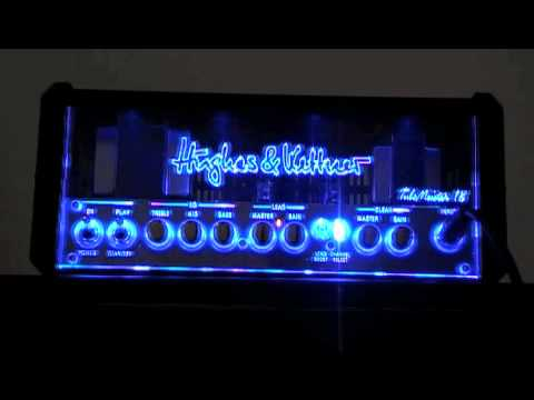 hughes kettner tubemeister 18 lead channel youtube. Black Bedroom Furniture Sets. Home Design Ideas