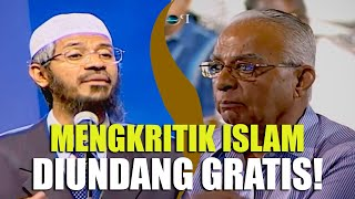 This Man Said Islam Should Be Transparent, Got Free Invitation From Dr. Zakir Naik