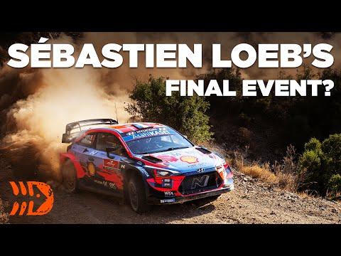 Loeb's Final WRC Event? - Rally Turkey 2020