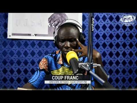 SPORTFM TV - COUP FRANC DU 20 JUIN 2019 PRESENTE PAR GREGOIRE ATTIGNO