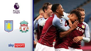 Klopp kassiert historische Pleite! | Aston Villa - Liverpool 7:2 | Highlights - Premier League 20/21