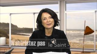 Etude n 11 - Affliger et résister au Saint-Esprit