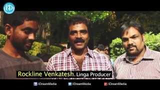 Lingaa Producer Rockline Venkatesh Talks About Undhile Manchi Kalam Mundu Munduna