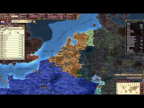Victoria 2: Netherlands 5