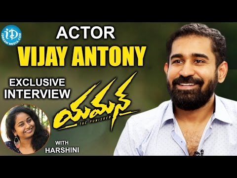 Actor Vijay Antony Exclusive Interview || #Yaman || Talking Movies With iDream #320
