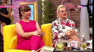 Marija i Miljana Kulić - montaže sa interneta (Ami G Show S12)