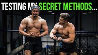 Testing My Secret Methods... (Unorthodox Workout) | Toronto Takeover ft. Omar Isuf