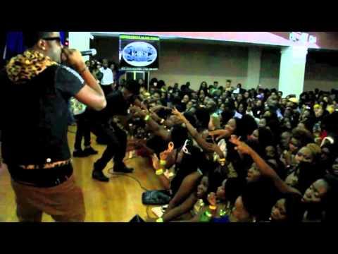 E.M.E. Music Tour feat. Banky W., Wizkid, Skales, Rotimi