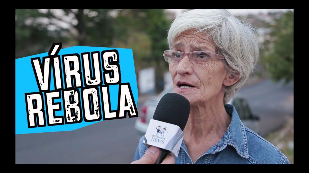 Vírus Rebola - DESCONFINADOS
