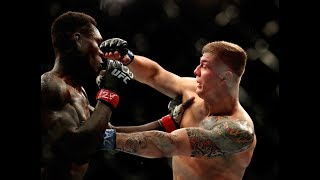 UFC Fight Night 29 Review  - Israel Adesanya vs Marvin Vettori
