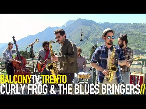 CURLY FROG & THE BLUES BRINGERS - LITTLE DOGGY (BalconyTV)